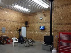 Cold Weather Fluorescent Light Fixtures by What Lighting Do You Recommend For An Often Cold Garage Hearth