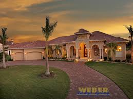 tuscan house plan villa napoli weber design group building plans