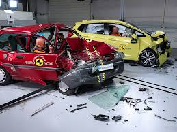 euro ncap shows the difference in car crash testing 20 years on