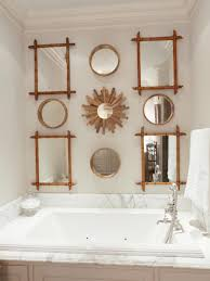 vintage bathroom decor ideas pictures tips from hgtv with large