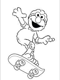 coloring pages skateboard coloring pages for free ninja turtle