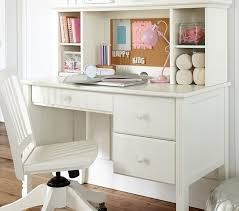 madeline storage desk hutch pottery barn kids white desk with storage