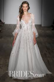 wedding gowns with sleeves 55 sleeve wedding dresses for a fall wedding brides