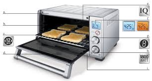 Cuisinart Tob 195 Exact Heat Toaster Oven Broiler Toaster Ovens Appliance Authority
