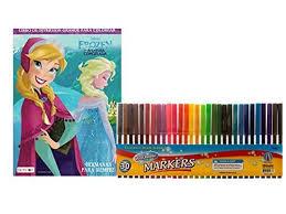 disney frozen coloring pages amazon
