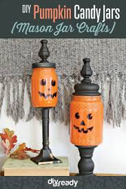 halloween mason jar crafts best 20 candy pumpkin ideas on pinterest off the charts