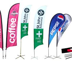 Custom Flags And Banners Flag Print Master Signs Auckland Fast Turnaround High End Quality