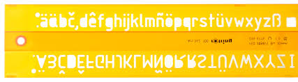 typotheque from lettering guides to cnc plotters u2014 a brief