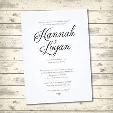 Wording For Catholic Wedding Invitations Traditional Invitation Wording Free Printable Invitation Design
