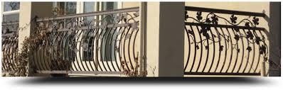 iron railing contractors hand railing stair railings deck railings