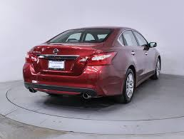 nissan altima 2016 monthly payment used 2016 nissan altima s sedan for sale in miami fl 85832