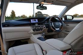 lexus interior 2014 lexus es review 2014 lexus es 300h
