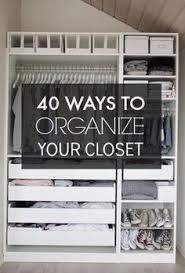 4 ways to design your reach in closet closet organizers