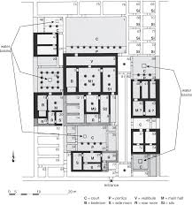house layouts in the middle kingdom 9 21 mansion 2 northern row of mansions at lahun