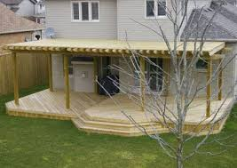 Backyard Decks Ideas Ideas For Backyard Decks