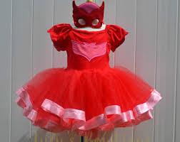 inspired owlette pj mask dress inspired owlette dress