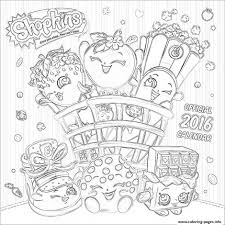 coloring pages to print shopkins print shopkins official 2016 coloring pages for zaria pinterest