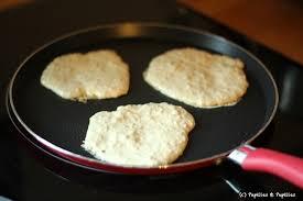 comment cuisiner le d avoine recette de pancakes aux flocons d avoine