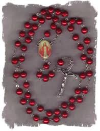sacred heart rosary sacred heart rosary personal touch rosaries