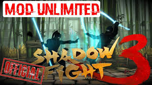 shadow fight 3 mod apk data unlimited money updated