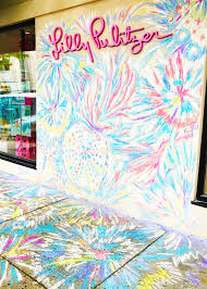 Lilly Pulitzer by Lilly Pulitzer Celebrates Southwest Airlines New Flights From Fort