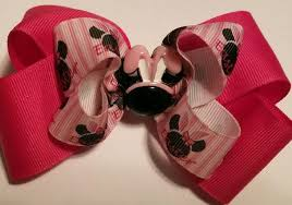 handmade hair bows easter minnie mouse handmade hair bows for sale baby kids in