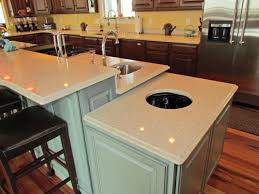 original kitchen island with trash bin u2014 wonderful kitchen ideas