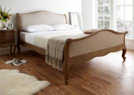Oak Bed Frame Amelia Oak Bed Frame Hfe Inspiration Collection