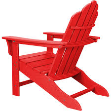 Hanover Patio Furniture Hanover Outdoor Furniture All Weather Contoured Adirondack Chair