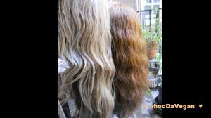 loreal hair color chart ginger hicolor hilights dark to blonde l oreal youtube