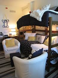 Dorm Room Loft Bed Plans Free by Best 25 Bottom Bunk Dorm Ideas On Pinterest Dorm Bunk Beds