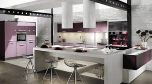 purple cabinets kitchen purple kitchen cabinets modern kitchen color schemes