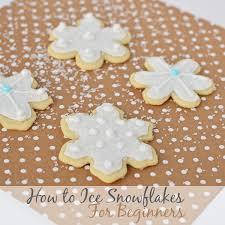 snowflake sugar cookies christmas snowflake sugar cookies how to make icing and decorate