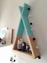 shelves for kids room teepee shelf mint shelves kids room ideas