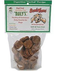recipe for dog treats deal on sam s yams daily s digestive herbal recipe dog treats