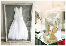 wedding dress shadow box two hearts weddings what to do with wedding items after the wedding