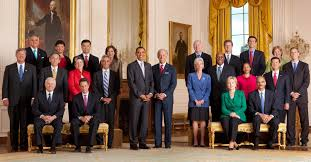 George Washingtons Cabinet Trump U0027s Cabinet So Far Is More White And Male Than Any First