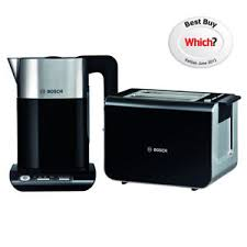 Black Kettle Toaster Set Bosch Kettle And Toaster Set Black Kettle U0026 2 Slice Toaster