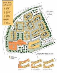 foxdale village site plan