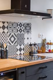 cuisine decorative optez pour une crédence de cuisine décorative pour donner du style à