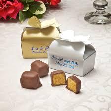 customized wedding favors choosing the best chocolate wedding favors registaz