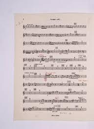 copland aaron outdoor overture trumpet