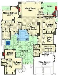 Mediterranean House Plans With Courtyard House Floor Plans With Indoor Pool Pool Elegant Pool House