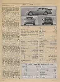porsche 944 road test porsche 944 turbo s car and driver 1988 4 porsche 944 turbo