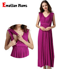 nursing dress for wedding aliexpress buy emotion maternity clothes