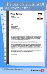 how to write a cover letter for a resume examples 25 best letter format sample ideas on pinterest letter sample the basic structure of a cover letter infographic cover letter formatcover letter samplecover letterscv