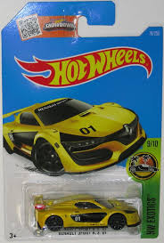 renault sport rs 01 amazon com wheels 2016 hw exotics renault sport r s 01 79