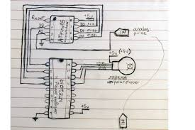 Stepper Motor Driver Wiring Diagram Yet Another New Bit Stepper Motor Invention Buzz
