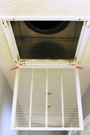 How To Clean The Walls by How To Clean An Air Vent In Your Home Interior Designs