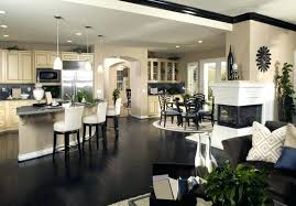 kitchen sitting room ideas open plan kitchen living dining contemporary open plan kitchens